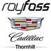 RoyFoss Logo